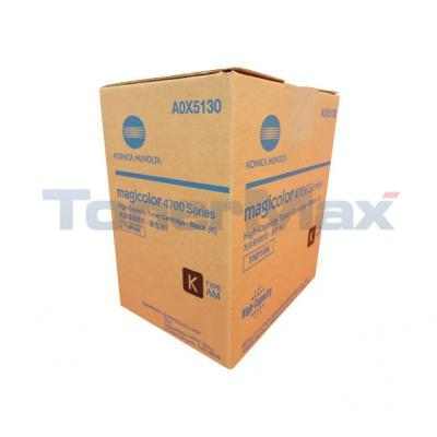 KONICA MINOLTA MAGICOLOR 4750 TONER BLACK HY